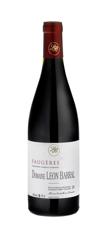 LEON BARRAL FAUGERES ROUGE 14