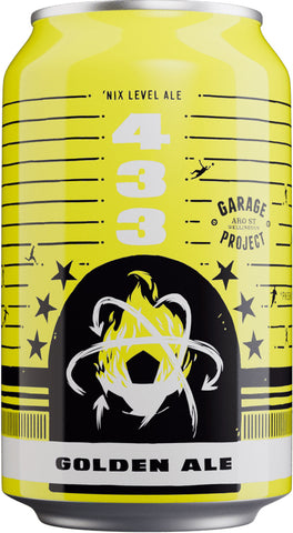 GARAGE PROJECT 433 330ML