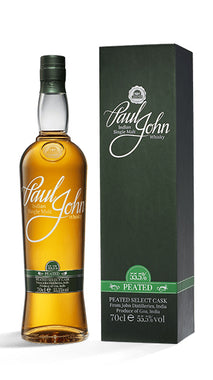 PAUL JOHN PEATED 55.5% 700ML