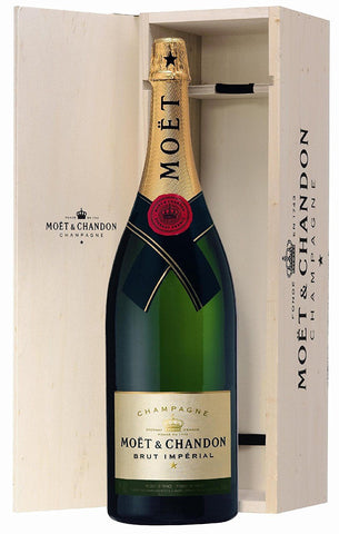 MOET BRUT IMPERIAL NV METHUSELAH 6L