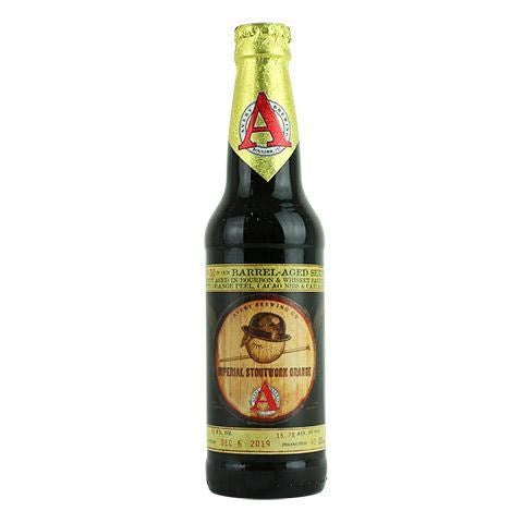 AVERY IMPERIAL STOUTWORK ORANGE  355ML