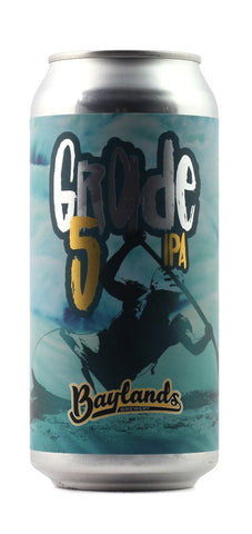 BAYLANDS GRADE 5 IPA 440ML