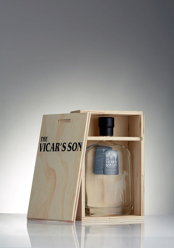 THE VICAR'S SON GIN - BATCH RWS01 700ML