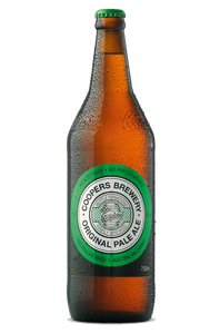 COOPERS ALE ORIGINAL PALE 750ML