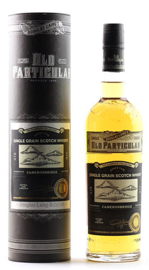 OLD PARTICULAR THE ELEMENTS - AIR CAMERONBRIDGE 27 YEARS OLD 47.4%