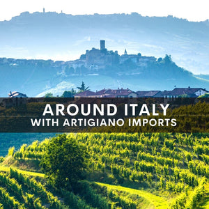 Around Italy with Artigiano Imports - Thursday 8 April, 6pm, $35pp