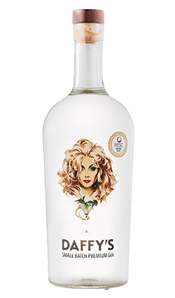 DAFFY'S GIN 43.4% 700ML