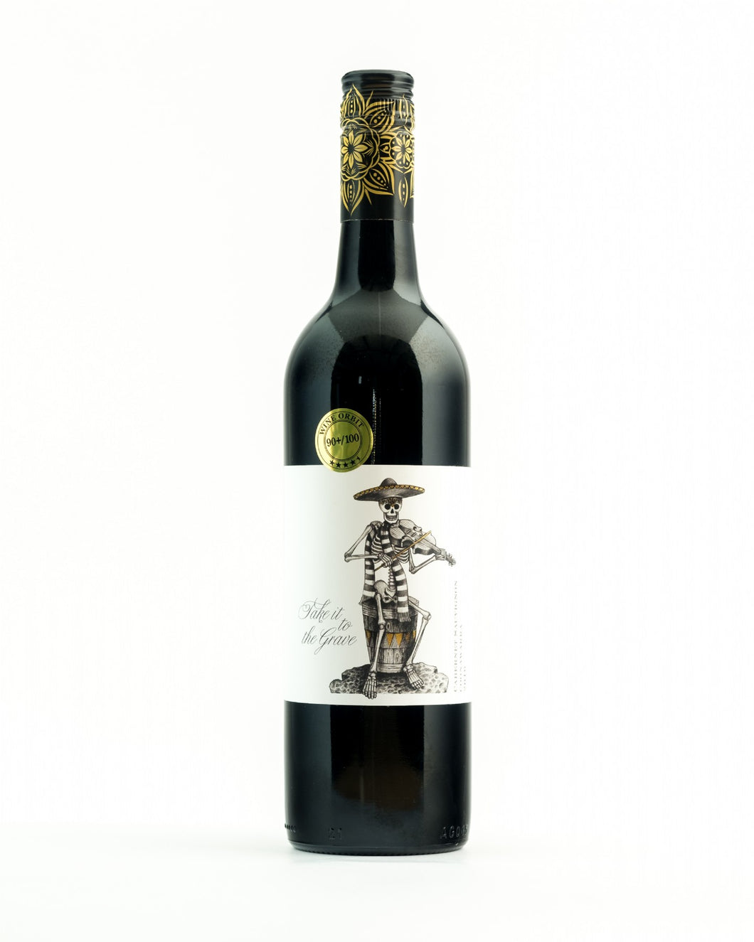 TAKE IT TO THE GRAVE CAB SAUV 17/19