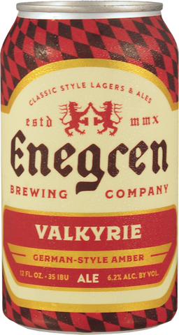 ENEGREN VALKYRIE GERMAN AMBER 355ML