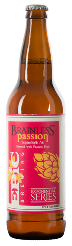 EPIC BREWING BRAINLESS - ON PASSIONFRUIT 650ML