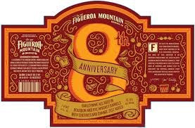 FIGUEROA MOUNTAIN BREWRING  8TH ANNIVERSAY ALE 650ML