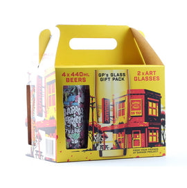 GARAGE PROJECT GLASS GIFT PACK