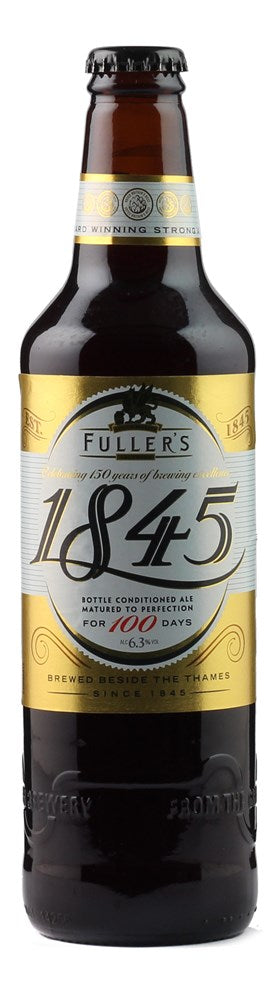 FULLERS 1845 ENGLISH STRONG ALE 500ML