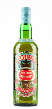 DUNVILLES 'PX' 10 YEARS OLD 46% 700ML