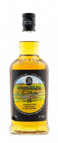 SPRINGBANK LOCAL BARLEY 9YO 700ML*