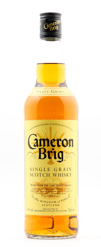 CAMERON BRIG SINGLE GRAIN 43% 700ML