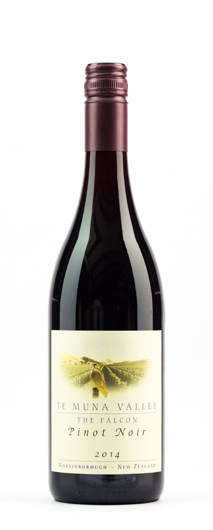 TE MUNA VALLEY PINOT NOIR THE FALCON 14