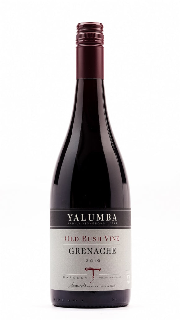 YALUMBA GRENACHE OLD BUSH VINE 17/18