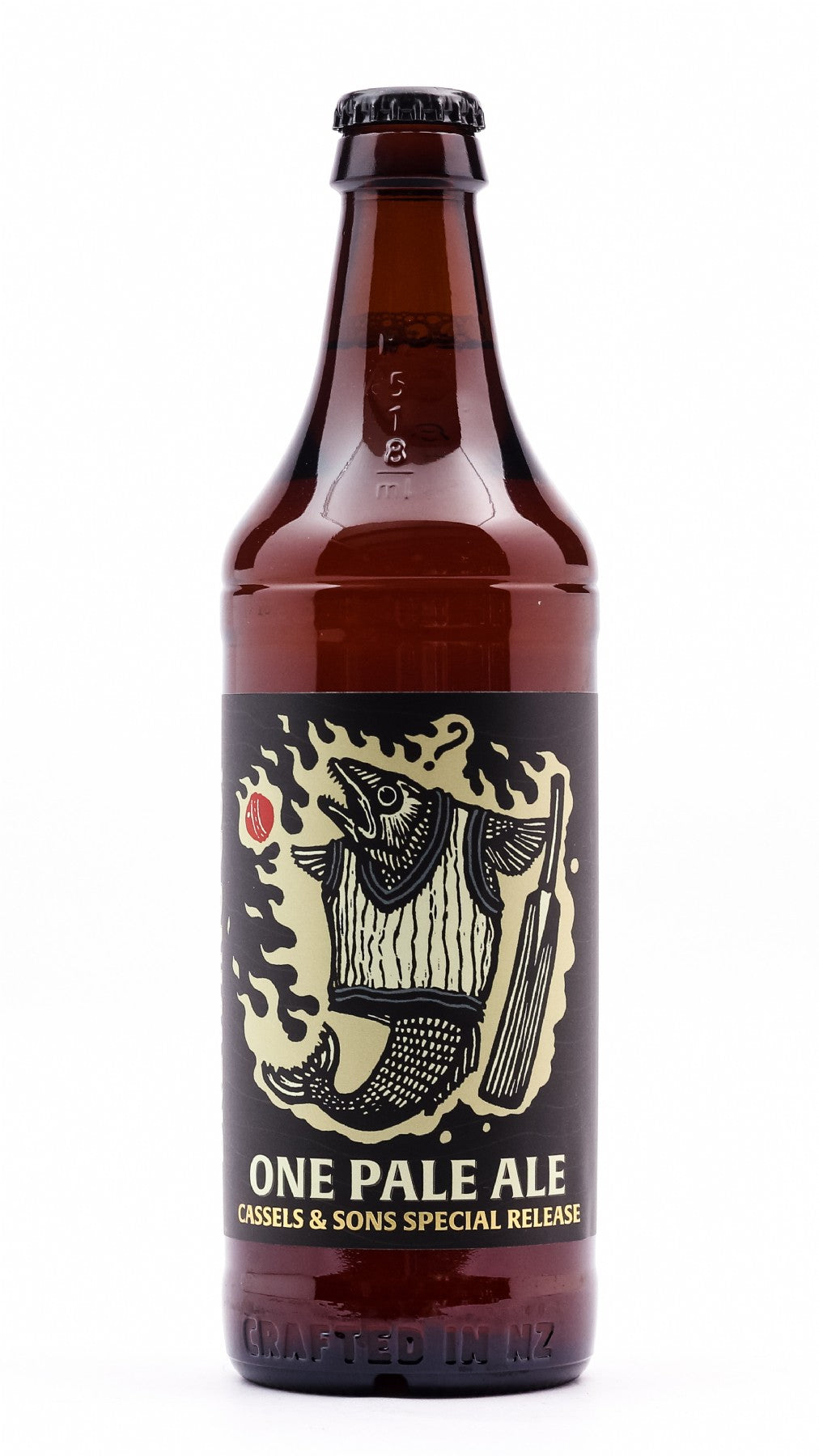 CASSELS & SONS ONE PALE ALE 518ML
