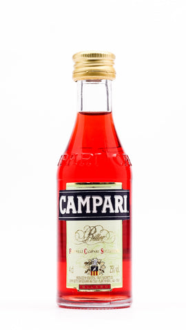 CAMPARI 50ML MINIATURE