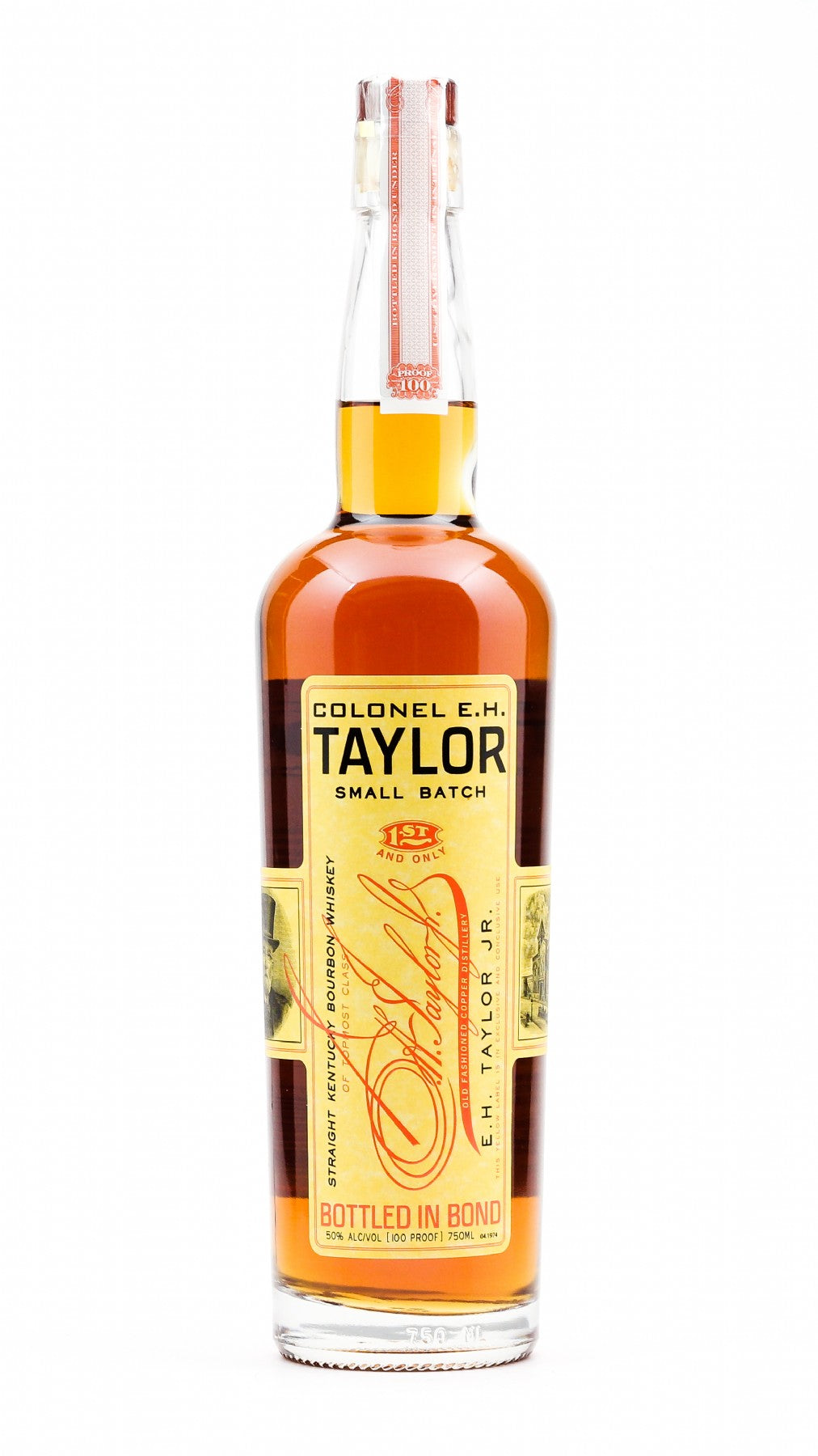 E H TAYLOR BOURBON SMALL BATCH 700ML