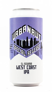 URBANAUT EL SEGUNDO WEST COAST IPA 440ML