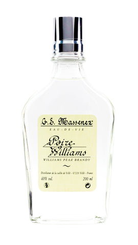 MASSENEZ POIRE WILLIAMS EAU DE VIE 30ML