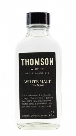 THOMSON NEW SPIRIT WHITE MALT 100ML MINI