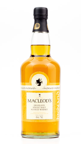 MACLEOD'S HIGHLAND (GLEN MORAY) 8YO 40% 700ML