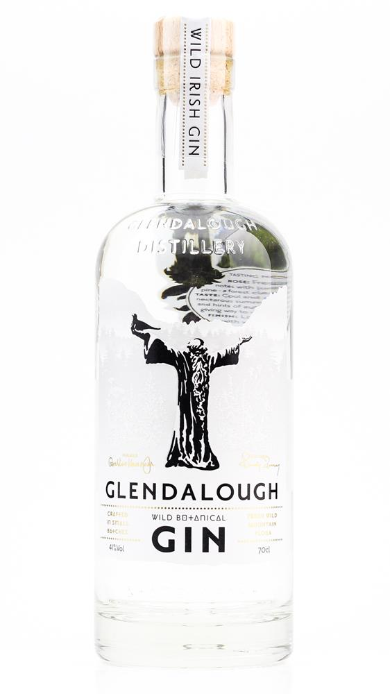GLENDALOUGH WILD BOTANICAL GIN 41.0% 700ML