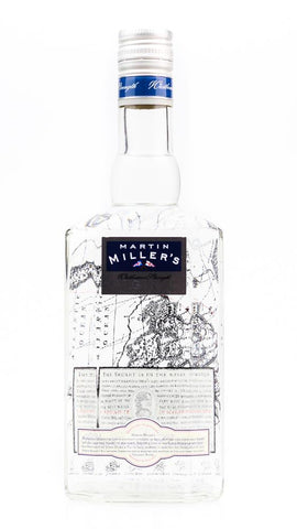 MARTIN MILLER'S GIN WESTBOURNE 45.2 % (SPECIAL)