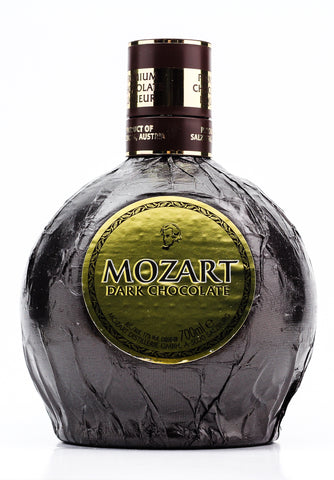 MOZART DARK CHOCOLATE LIQUEUR 700ML