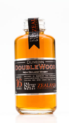 NZWC DUNEDIN DOUBLE WOOD 16YO 40% 100ML