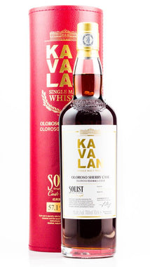 KAVALAN SOLIST OLOROSO SHERRYPORT FINISH 700ML