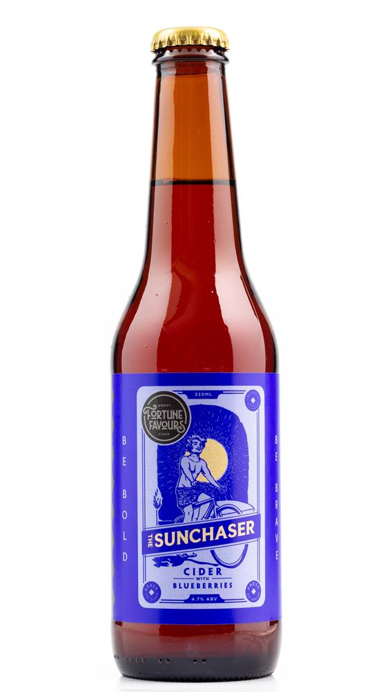 FORTUNE FAVOURS SUNCHASER BERRY CIDER 330ML