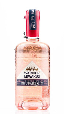 WARNER EDWARDS RHUBARB GIN 700ML