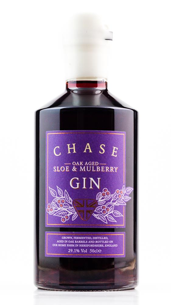 CHASE SLOE & MULBERRY GIN 500ML
