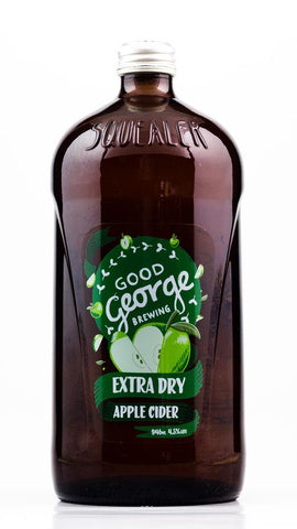 GOOD GEORGE EXTRA DRY CIDER 946ML