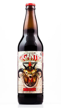 GIGANTIC MASSIVE BARLEY WINE 650ML