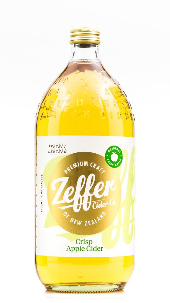 ZEFFER CRISP APPLE 1.0L BOTTLE