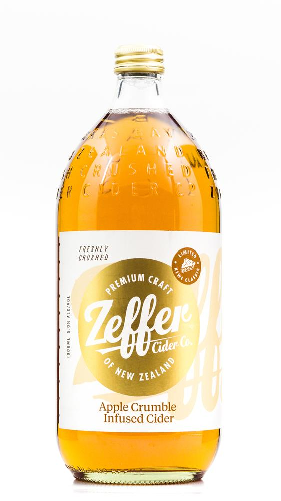 ZEFFER APPLE CRUMBLE 1.0L BOTTLE