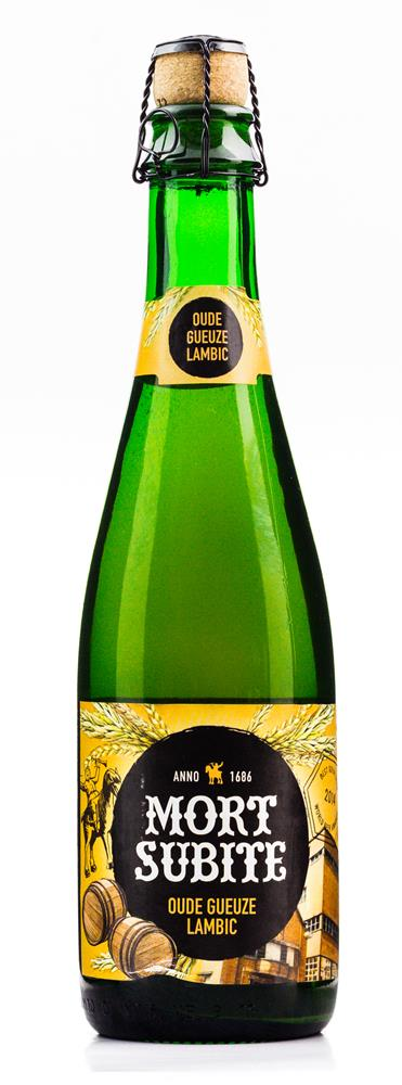 MORT SUBITE OUDE GUEUZE 375ML