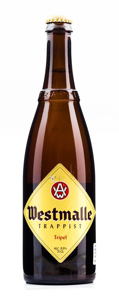 WESTMALLE TRIPEL 9.5.% 750ML