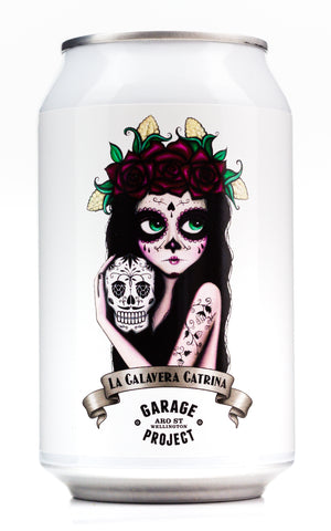 GARAGE PROJECT LA CALAVERA CATRINA CAN 330ML