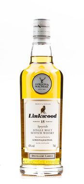 LINKWOOD G&M 15YO 43% 700ML