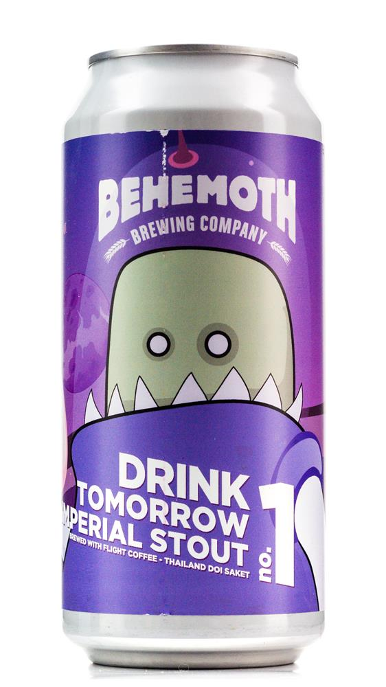 BEHEMOTH DRINK TOMORROW #1 440ML
