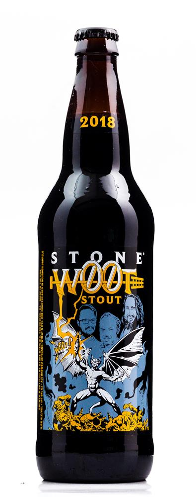 STONE / FARKING WHEATON WOOTSTOUT 4.0 650ML