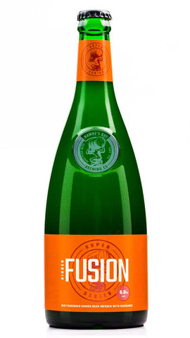 HAWKES BAY SUPER GINGER FUSION 6% 620ML