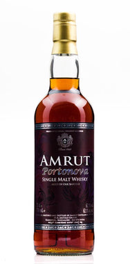 AMRUT PORTONOVA SINGLE MALT 62.1% 700ML
