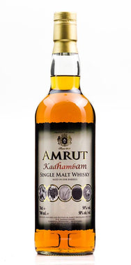 AMRUT KADHAMBAM SINGLE MALT 50% 700ML